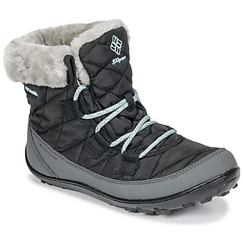 Παπούτσια Παιδί Snow boots Columbia YOUTH MINX SHORTY OMNI-HEAT™ WATERPROOF Black
