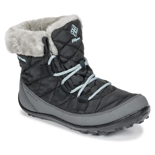 Παπούτσια Παιδί Snow boots Columbia YOUTH MINX SHORTY OMNI-HEAT™ WATERPROOF Black