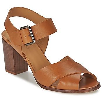 Παπούτσια Γυναίκα Σανδάλια / Πέδιλα Emma Go CHILTERN Camel