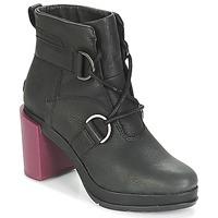 Παπούτσια Γυναίκα Μποτίνια Sorel MARGO LACE Black