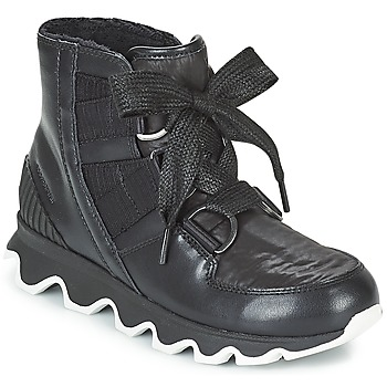 Παπούτσια Γυναίκα Snow boots Sorel KINETIC™ SHORT LACE Black