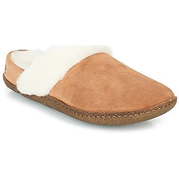 Παπούτσια Γυναίκα Παντόφλες Sorel NAKISKA™ SLIDE II Camel