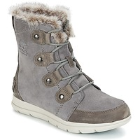 Παπούτσια Γυναίκα Snow boots Sorel SOREL™ EXPLORER JOAN Grey