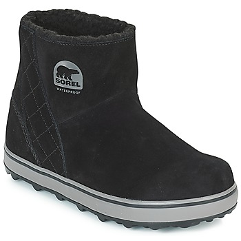 Παπούτσια Γυναίκα Snow boots Sorel GLACY™ SHORT Black