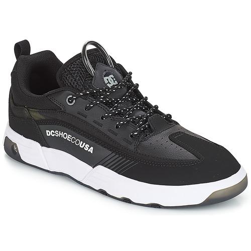 Παπούτσια Άνδρας Χαμηλά Sneakers DC Shoes LEGACY98 SLM SE M SHOE BLO Black