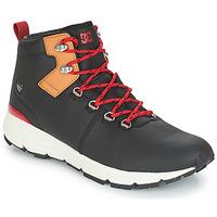 Παπούτσια Άνδρας Χαμηλά Sneakers DC Shoes MUIRLAND LX M BOOT XKCK Black / Red