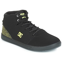 Παπούτσια Παιδί Ψηλά Sneakers DC Shoes CRISIS HIGH SE B SHOE BK9 Black / Green