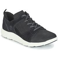 Παπούτσια Άνδρας Ψηλά Sneakers Timberland FlyRoam Leather Oxford Black