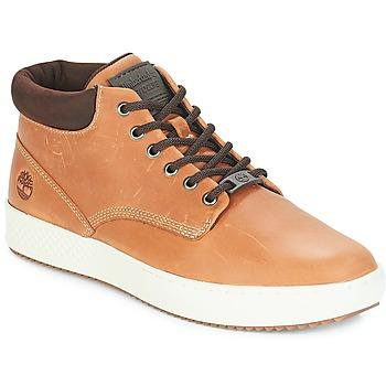 Παπούτσια Άνδρας Ψηλά Sneakers Timberland CityRoam Cupsole Chukka Brown
