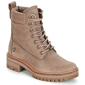 353d3605176 Παπούτσια Γυναίκα Μπότες Timberland Courmayeur Valley YBoot Taupe