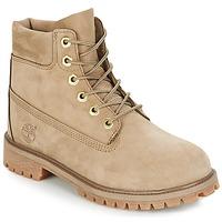 Παπούτσια Παιδί Μπότες Timberland 6 In Premium WP Boot Beige
