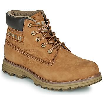 Παπούτσια Άνδρας Μπότες Caterpillar FOUNDER Brown