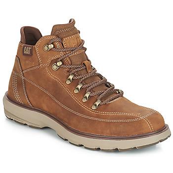 Παπούτσια Άνδρας Μπότες Caterpillar PRIME Beige / Fonce