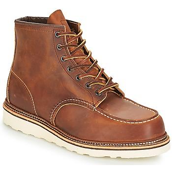 Παπούτσια Άνδρας Μπότες Red Wing CLASSIC Brown