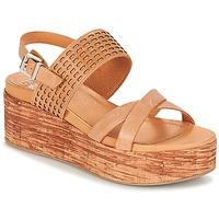 Παπούτσια Γυναίκα Σανδάλια / Πέδιλα Un Matin d'Ete DAO Brown