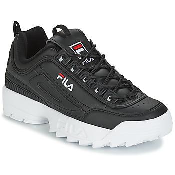 Παπούτσια Άνδρας Χαμηλά Sneakers Fila DISRUPTOR LOW Black