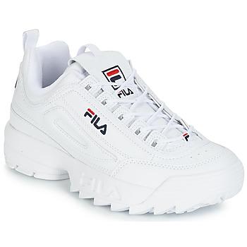 Παπούτσια Άνδρας Χαμηλά Sneakers Fila DISRUPTOR LOW Άσπρο