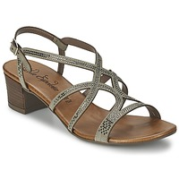 Παπούτσια Γυναίκα Σανδάλια / Πέδιλα Lola Espeleta GUITARE Grey