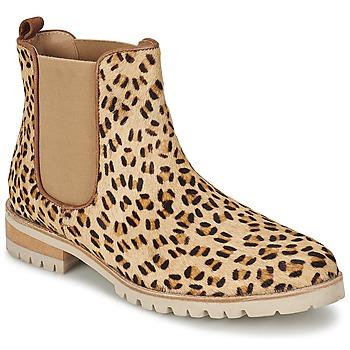 Παπούτσια Γυναίκα Μπότες Maruti PARADISE Άσπρο / Black