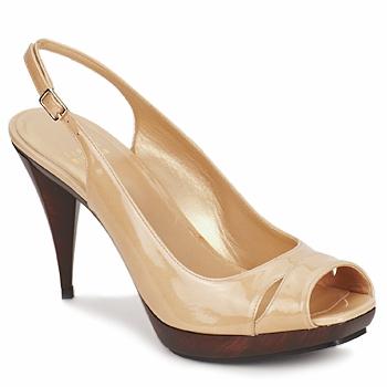 Παπούτσια Γυναίκα Σανδάλια / Πέδιλα Stuart Weitzman ARAGON Beige