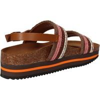 Παπούτσια Γυναίκα Σανδάλια / Πέδιλα 5 Pro Ject Σανδάλια AC592 Ροζ