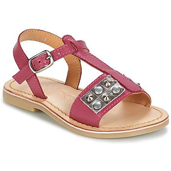 Παπούτσια Κορίτσι Σανδάλια / Πέδιλα Mod'8 ZAZIE ροζ