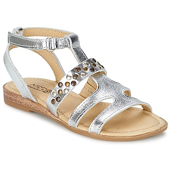 Παπούτσια Κορίτσι Σανδάλια / Πέδιλα Mod'8 JADE Argenté