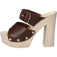 Παπούτσια Γυναίκα Σανδάλια / Πέδιλα Suky Brand AC765 καφέ