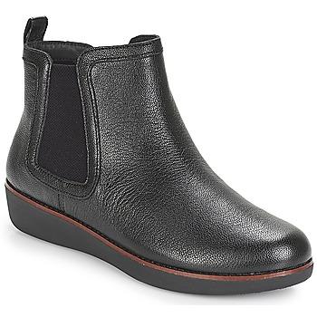 Παπούτσια Γυναίκα Μπότες FitFlop CHAI Black