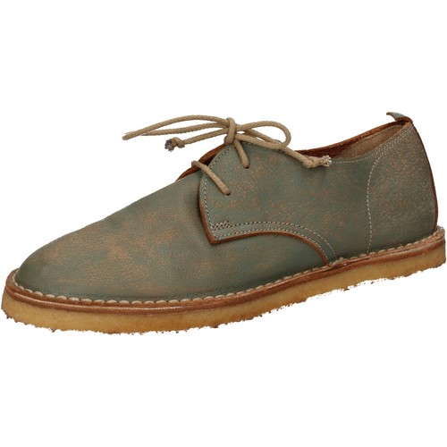 Παπούτσια Γυναίκα Derby & Richelieu Moma Κλασσικός AD49 πράσινος