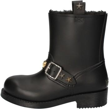 Παπούτσια Γυναίκα Μποτίνια Roberto Cavalli AD190 Μαύρος