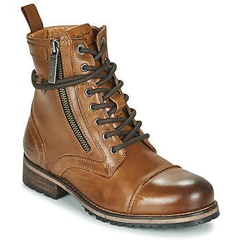 Παπούτσια Γυναίκα Μπότες Pepe jeans Melting Brown