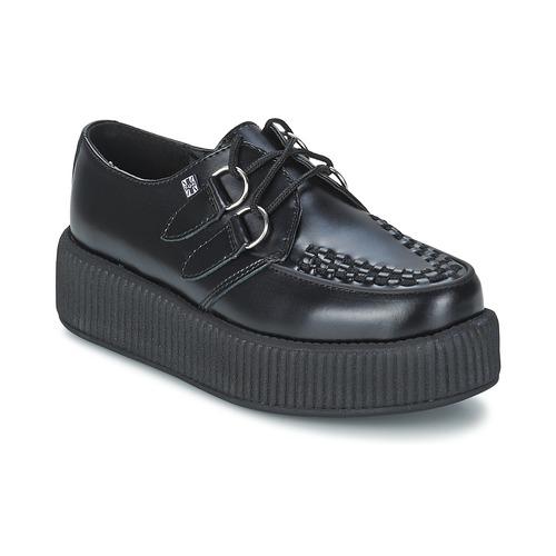 Παπούτσια Derby TUK MONDO HI Black