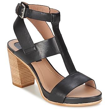Παπούτσια Γυναίκα Σανδάλια / Πέδιλα Marc O'Polo GOSPEI Black