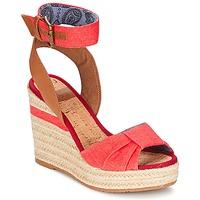 Παπούτσια Γυναίκα Σανδάλια / Πέδιλα Napapijri BELLE Red