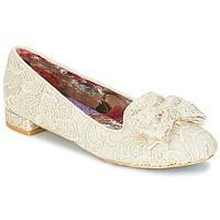 Παπούτσια Γυναίκα Μπαλαρίνες Irregular Choice CHAN TILY Κρεμ