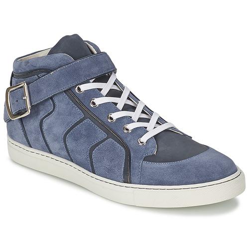 Παπούτσια Άνδρας Ψηλά Sneakers Vivienne Westwood HIGH TRAINER μπλέ