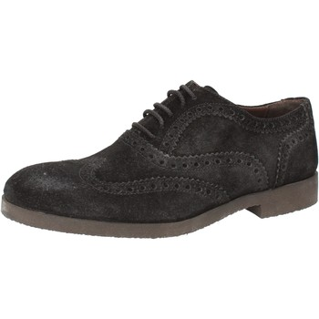 Derbies Today By Calpierre TODAY by classiche blu camoscio AD538