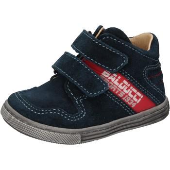 Παπούτσια Αγόρι Ψηλά Sneakers Balducci Αθλητικά AD585 Μπλε