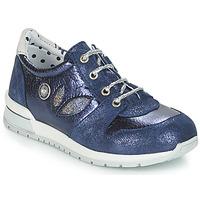 Παπούτσια Κορίτσι Χαμηλά Sneakers Catimini CHOCHOTTE Μπλέ