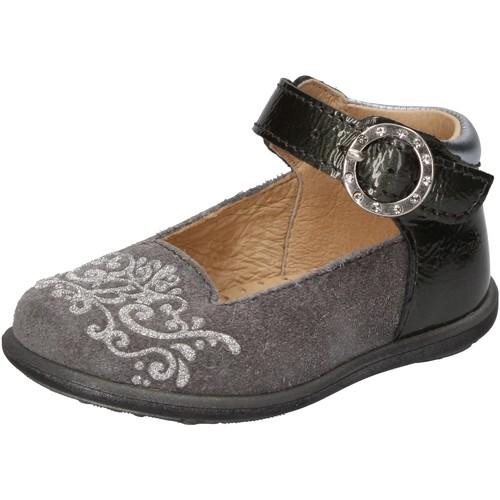 Παπούτσια Κορίτσι Μπαλαρίνες Balducci ΠΑΠΟΥΤΣΙΑ ΜΠΑΛΕΤΟΥ AD599 Γκρί
