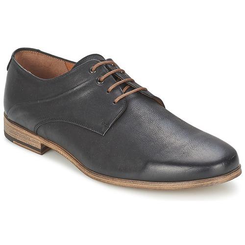 Παπούτσια Άνδρας Derby Kost FAUCHARD Black