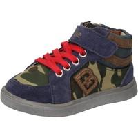Παπούτσια Αγόρι Ψηλά Sneakers Blaike Αθλητικά AD769 Μπλε