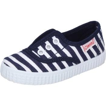 Παπούτσια Αγόρι Χαμηλά Sneakers Cienta AD823 Μπλε