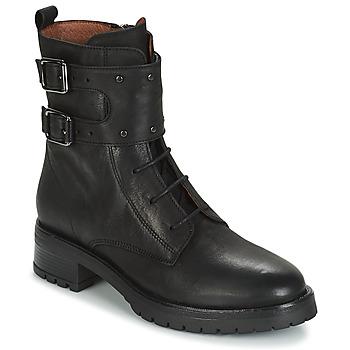 Παπούτσια Γυναίκα Μπότες Ikks REGNAUT Black