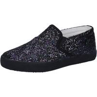 Παπούτσια Κορίτσι Slip on Date AD836 Μαύρος