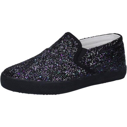 Παπούτσια Κορίτσι Slip on Date Αθλητικά AD836 Μαύρος