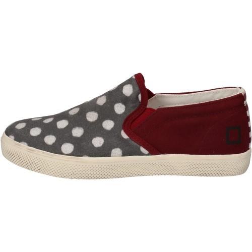 Παπούτσια Κορίτσι Slip on Date Αθλητικά AD841 Βιολέτα