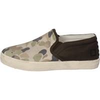 Παπούτσια Αγόρι Slip on Date AD846 πράσινος