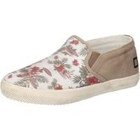 Παπούτσια Κορίτσι Slip on Date AD848 λευκό